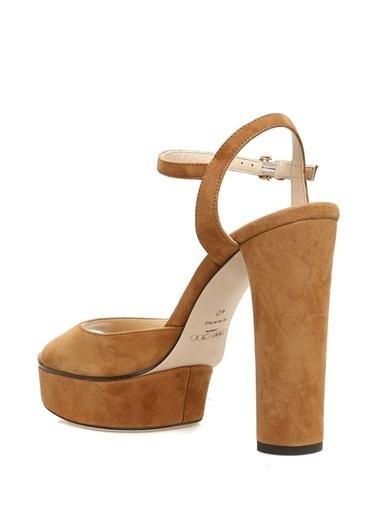 Jimmy Choo Sandalet Taba